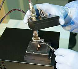 Advance makes possible near-instantaneous DNA analysis