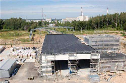 Aging nuke plants add to Europe's economic woes