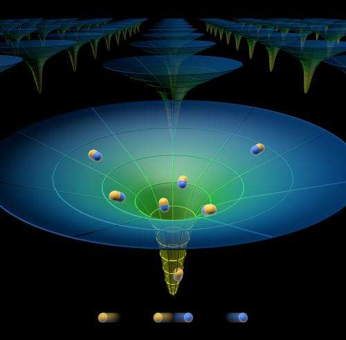 A new way of harnessing photons for electricity, potential for capturing a wider spectrum of solar energy