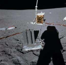 Apollo's lunar dust data being restored