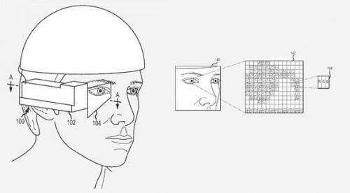 Apple bowl-headed patent shows wearable computing plans