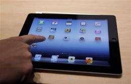 Apple describes post-PC era, surprise of success (AP)