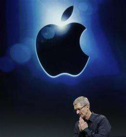 Apple's dividend heralds 'changing of the guard' (AP)