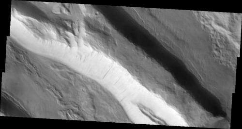 ASU Mars camera celebrates a decade's discoveries