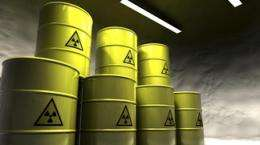 Bacteria a potential threat to nuclear waste repositories