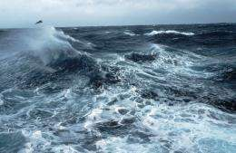 New discovery of how carbon is stored in the Southern Ocean
