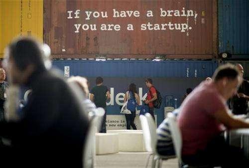 Berlin startup scene gets nod from Google
