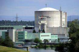 """Beznau will soon boast the """"dubious record"""" of being the oldest nuclear plant in the world"""