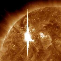 Big solar storm reaches Earth; no trouble reported (AP)