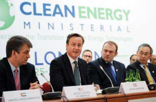 Britain's coalition plans to delay until 2016 a decision on cutting emissions from the power sector by 2030.