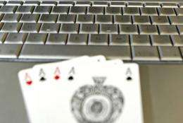 Bulgaria's parliament adopted on Thursday a new law to regulate online gambling for the first time