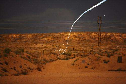 Self-guided bullet prototype can hit target a mile away