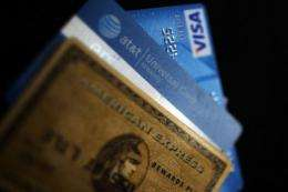 """""""Card fraud has been on a declining trend since 2007,"""" the European Central Bank said"""