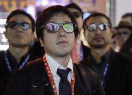 CES gadget show gets record number of exhibitors (AP)
