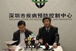 China: Bird flu death not from human-human spread (AP)