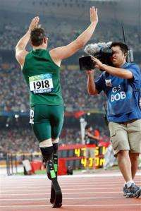 Classifying disabilities tricky at Paralympics