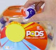 Colorful detergent 'Pods' a danger for children: CDC