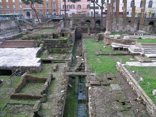 CSIC researchers find the exact spot where Julius Caesar was stabbed