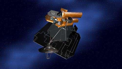 Deep Impact Spacecraft Completes Rocket Burn