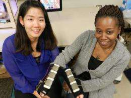 Device helps children with disabilities access tablets