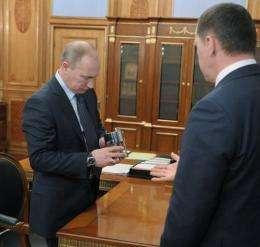 """""""Dinosaurs drank it,"""" Putin said"""