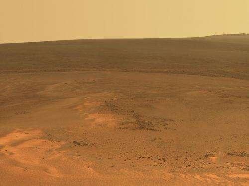 Durable NASA Rover Beginning Ninth Year of Mars Work