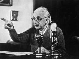 Einstein's 1905 theory of special relativity described the velocity of light as the maximum speed in the cosmos