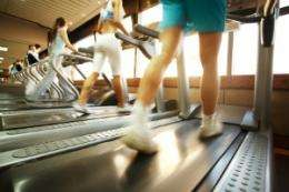 Exercise cuts bowel cancer risk