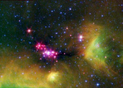 Exploding star missing from formation of solar system