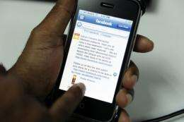 Facebook must confront is its difficulties in generating revenues from smartphones