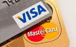 Facebook new college frontier for credit card marketers
