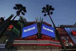 Facebook raises IPO price as offering nears (AP)