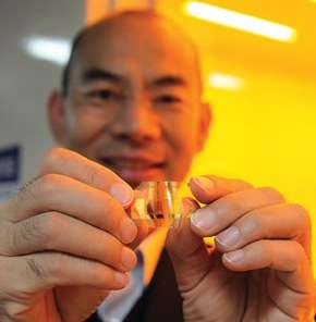 Fast and flexible: Electronics for the next generation