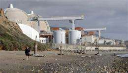 Feds say design flaw led to US nuke plant woes