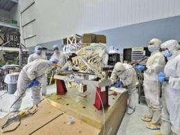 First flight instrument delivered for James Webb