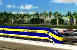 Future of major high-speed rail project looks green