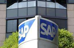 German colossus SAP AG on Tuesday announced a deal to buy a US firm specializing in applications for employees