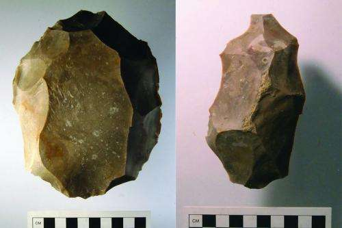 Neanderthals and their contemporaries engineered stone tools