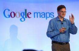 Google Earth and Maps vice president Brian McClendon