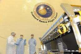 Handover of Japan-built Radar to NASA