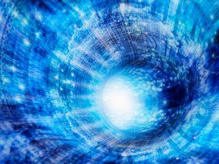 High-Energy Physicists Smash Records for Network Data Transfer