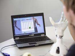 Hi-tech prostheses: Personalized movement pattern recognition helps with control