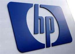 HP CEO pleads patience as earnings fall 44 pct (AP)