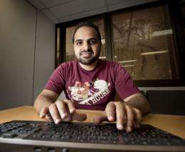 Individual typing style gives key to user authentication