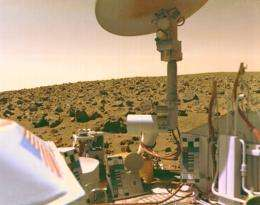 Is this proof of life on Mars?