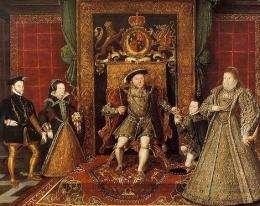 Is 'Tudor England' a myth?