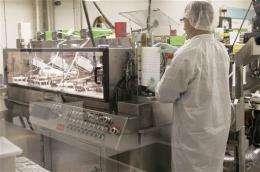 J&J seeks OK for first drug against resistant TB
