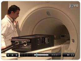 JoVE shows how researchers open the brain to new treatments