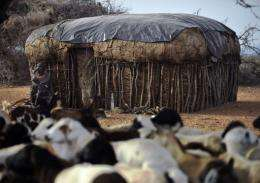 Kenya has one of the world's highest population growth rates and pressures on wildlife are likely to remain