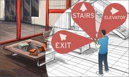 Looking for the elevator? There's an app for that